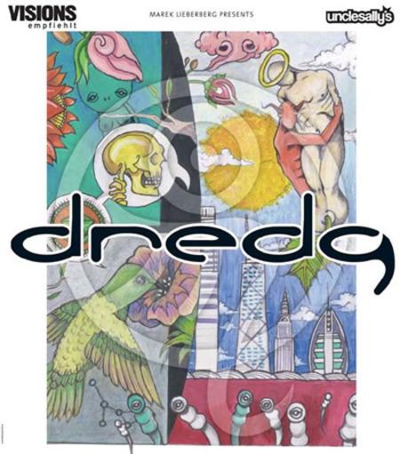 Dredg: Tour 2006