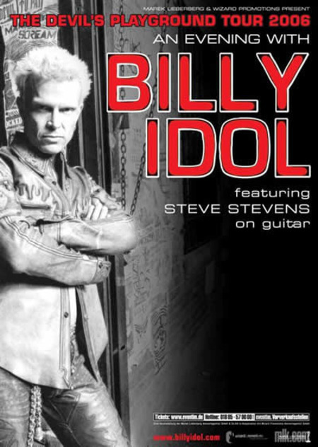 Billy Idol: The Devil