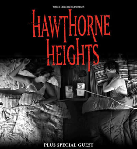 Hawthorne Heights: Tour 2006