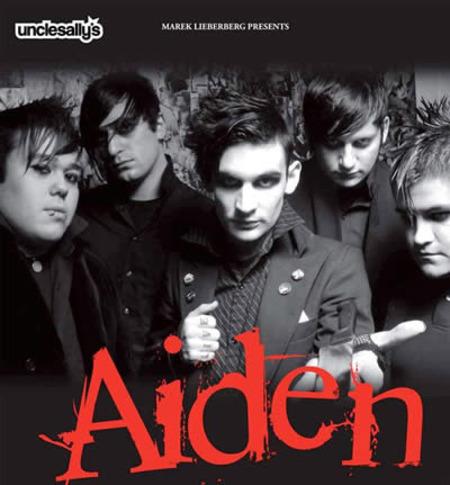 Aiden: Tour 2006