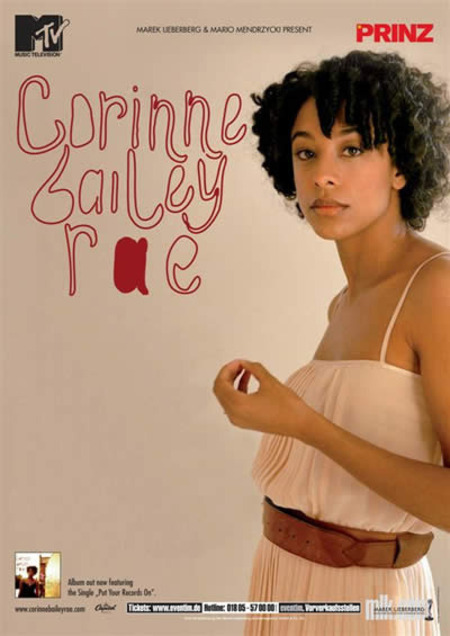 Corinne Bailey Rae: Tour 2006