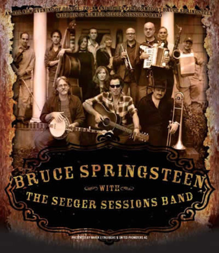 Bruce Springsteen: With the Seeger Sessions Band