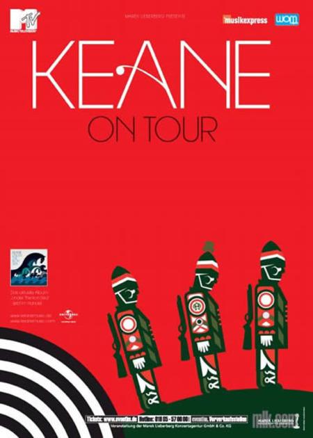 Keane: Tour 2006