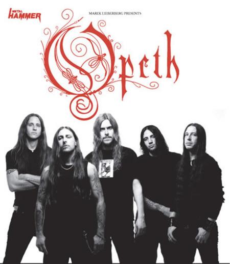 Opeth: Tour 2006