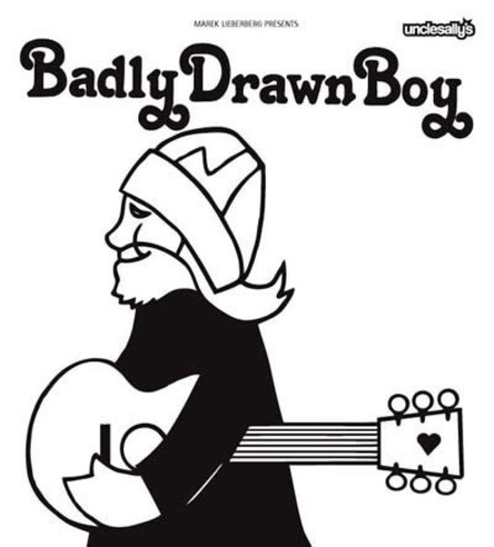 Badly Drawn Boy: Tour 2006