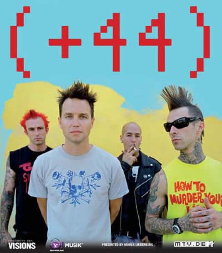 (+44): Tour 2006