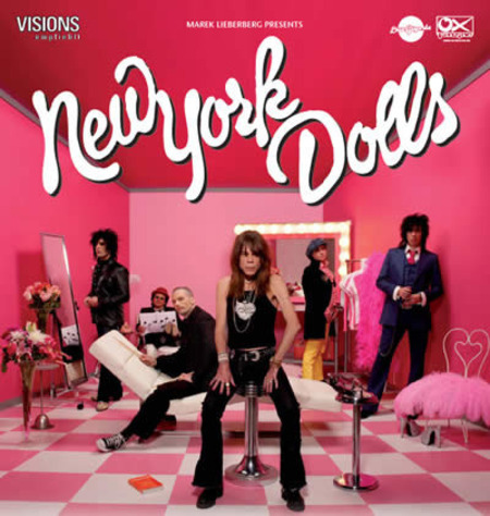 New York Dolls: Tour 2006