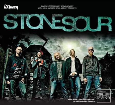 Stone Sour: Tour 2006