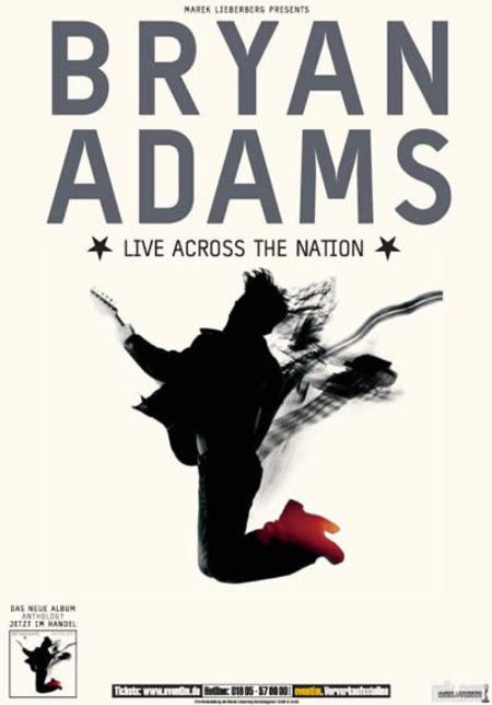 Bryan Adams: Live Across The Nation 2006