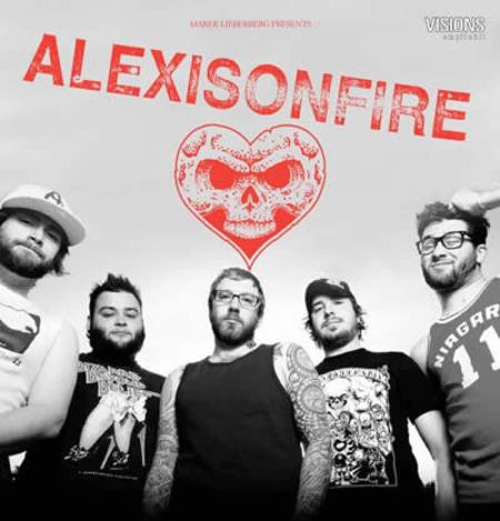 Alexisonfire: Tour 2006