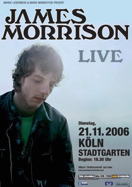 James Morrison: Live 2006