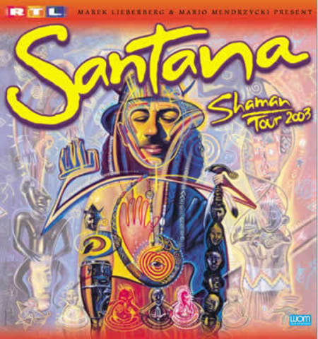 Santana: Tour 2003