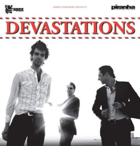 The Devastations: Live 2006