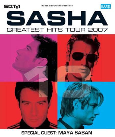 Sasha: Best Of Tour 2007