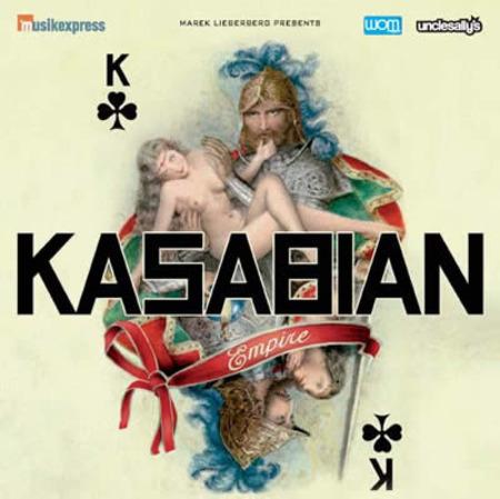 Kasabian: Tour 2007