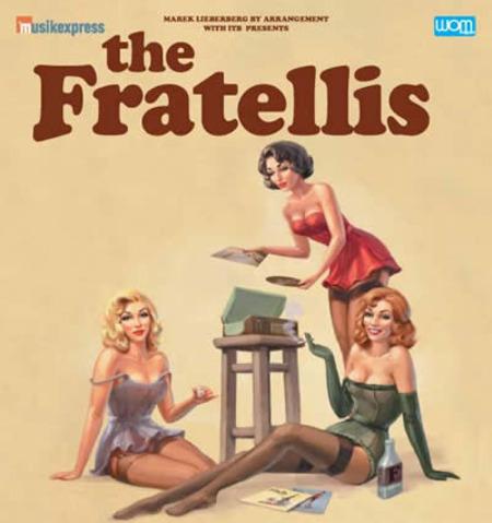 The Fratellis: Tour 2007
