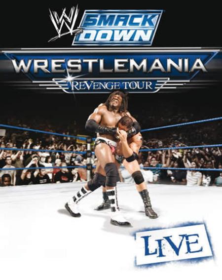 WWE SmackDown: Revenge Tour Live 2007