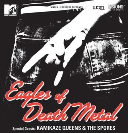 Eagles of Death Metal: Tour 2007