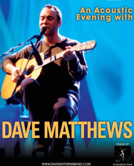 Dave Matthews: An Accoustic Evening