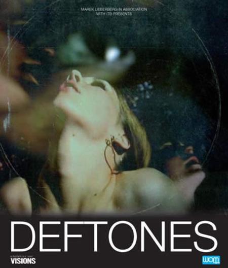 Deftones: Tour 2007