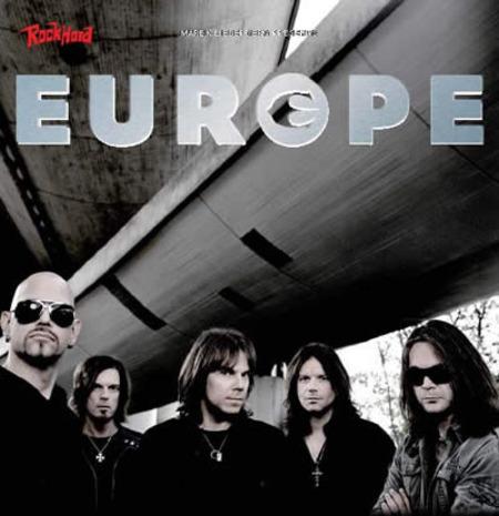 Europe: Tour 2007