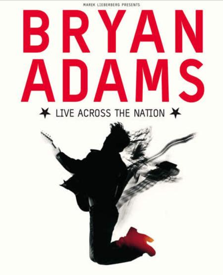 Bryan Adams: Tour 2007