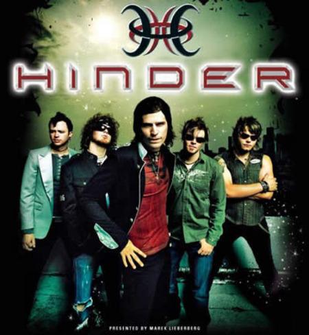 Hinder: Live 2007