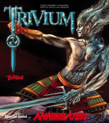 Trivium: Live 2007