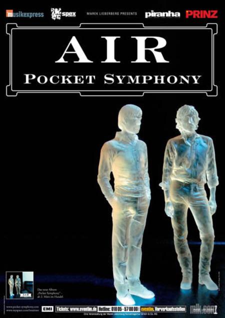 Air: Pocket Symphony Tour