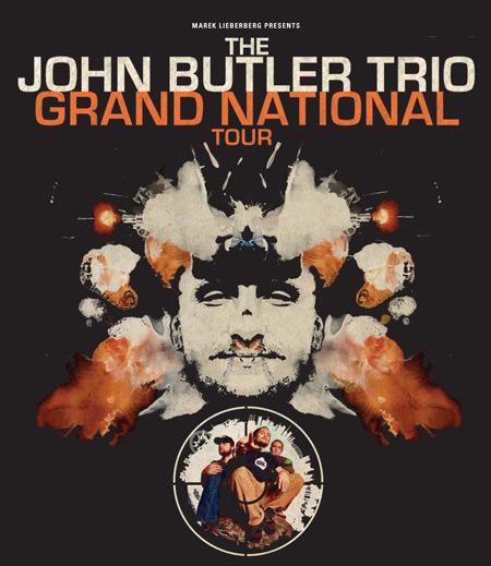John Butler Trio: Grand National Tour