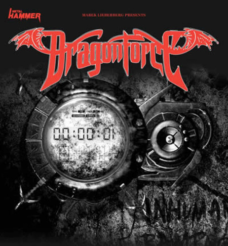 Dragonforce: Live 2007