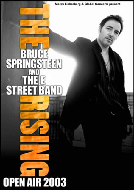 Bruce Springsteen: Tour 2003