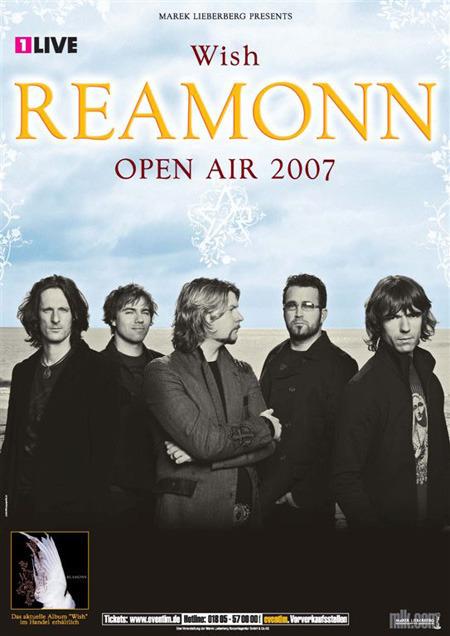 Reamonn: Open Air 2007