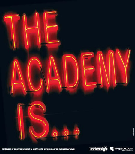 The Academy Is...: Live 2007
