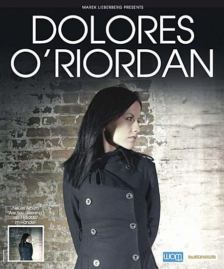 Dolores O'Riordan: Tour 2007