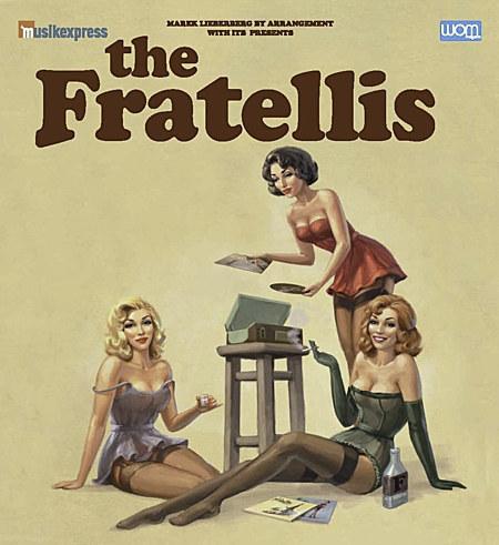 The Fratellis: Fratellis Live 2007