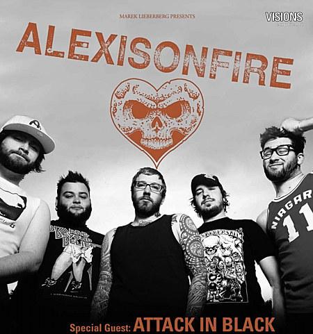 Alexisonfire: Alexisonfire Tour 2007