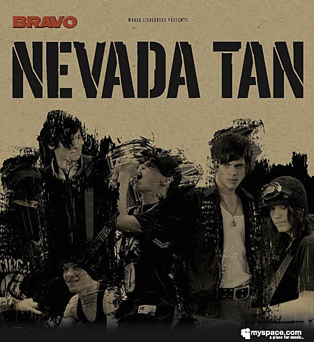 Nevada Tan: Nevada Tan Tour 2007