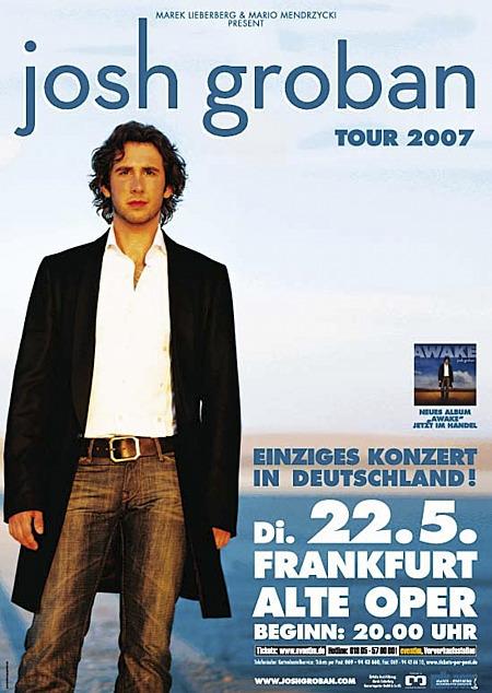 Josh Groban: Live 2007