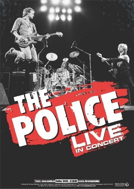 The Police: Live In Concert