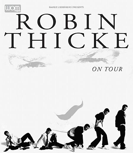 Robin Thicke: On Tour 2007