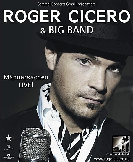 Roger Cicero & Big Band: Männersache Live!