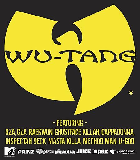 Wu-Tang Clan: Tour 2007