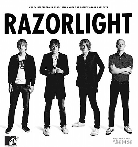 Razorlight: Tour 2007