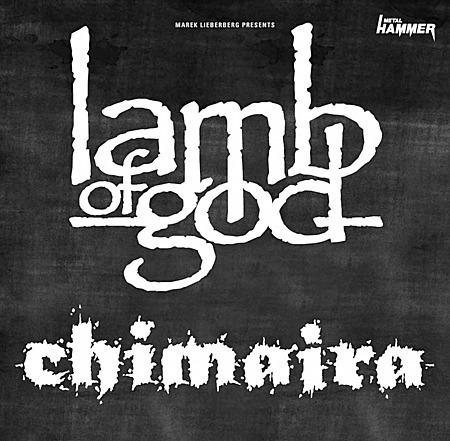 Lamb Of God & Chimaira: Live 2007