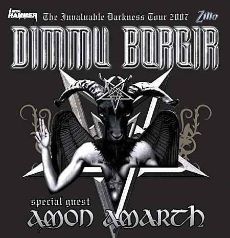 Dimmu Borgir: The Invaluable Darkness Tour 2007