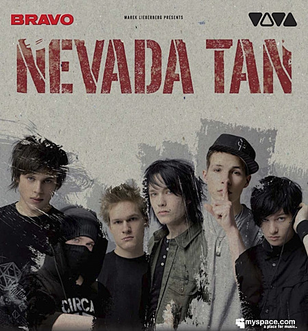 Nevada Tan: Live 2007