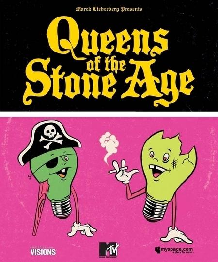 Queens of the Stone Age: Era Vulgaris Tour 2007