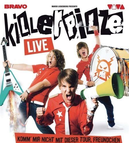 Killerpilze: Live 2007