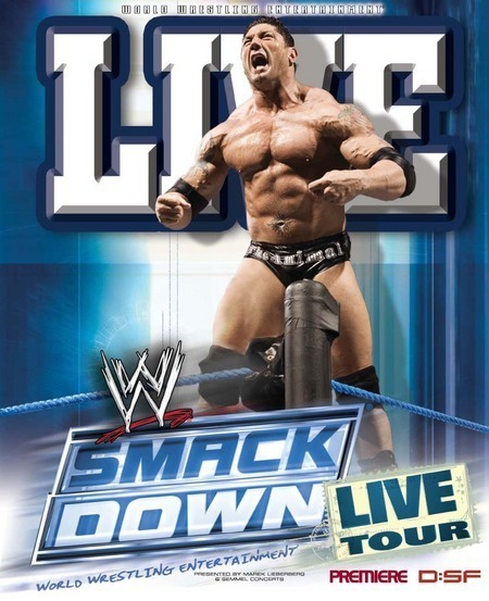 WWE SmackDown: Live Tour